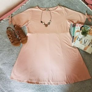ASOS PINK DRESS SIZE 18